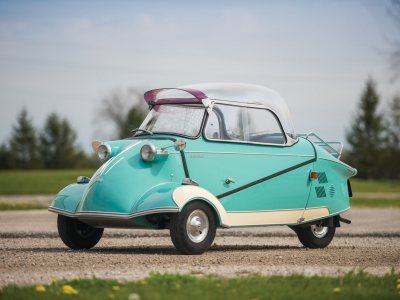 1959 Messerschmitt KR200 to be Auctioned at Sotheby's