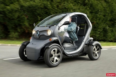 Renault Twizy Electric Quadricycle