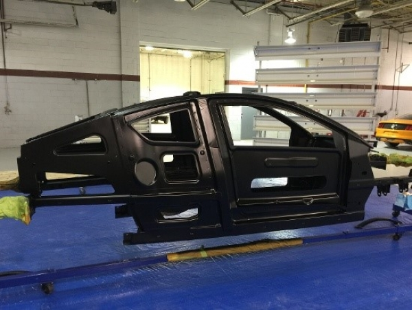 Elio Getting Ready for Production